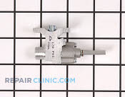 Gas Burner & Control Valve - Part # 247087 Mfg Part # WB19K5028