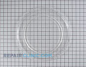 Glass Tray - Part # 261341 Mfg Part # WB49X10043