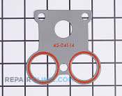 Gasket - Part # 1610415 Mfg Part # 45 041 14-S