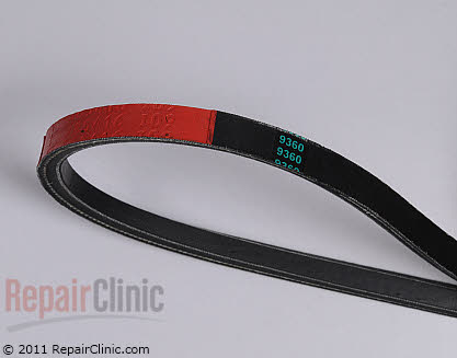 Belt: V-Belt 585416MA Main Product View