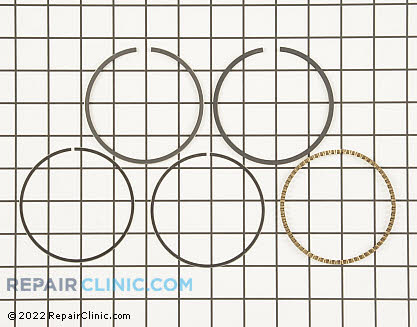 Piston Ring Set 12 108 01-S Main Product View
