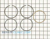 Piston Ring Set - Part # 1610155 Mfg Part # 24 108 18-S