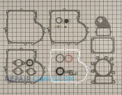 Gasket Set - Part # 1610794 Mfg Part # 495993
