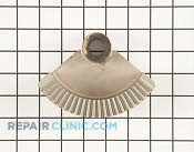 Gear Sector - Part # 1659584 Mfg Part # 136874