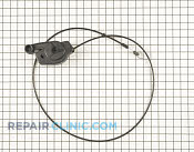 Control Cable - Part # 2967207 Mfg Part # 583134901