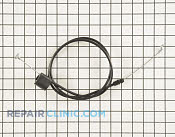 Control Cable - Part # 1668762 Mfg Part # 672840MA