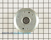 Flat Idler Pulley - Part # 1668784 Mfg Part # 690387MA