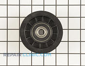 Flat Idler Pulley - Part # 1668669 Mfg Part # 421409MA