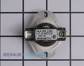 Cycling Thermostat - Part # 1455272 Mfg Part # W10168174