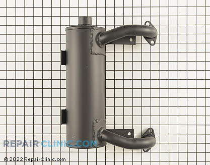 Muffler 24 068 08-S Main Product View