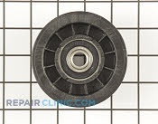 Flat Idler Pulley - Part # 1668795 Mfg Part # 091179MA