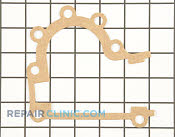 Gasket - Part # 1668743 Mfg Part # 51279MA