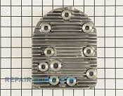 Cylinder Head - Part # 1610092 Mfg Part # 237670-S