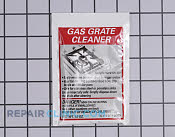 Grate Cleaner - Part # 770168 Mfg Part # WB31T10009