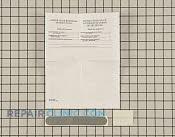 Door Reversal Kit - Part # 1552345 Mfg Part # W10277499
