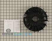 Fan Blade - Part # 1647935 Mfg Part # 796083