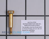 Flange Bolt - Part # 1643130 Mfg Part # 691630