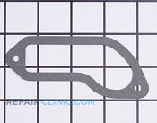 Gasket - Part # 1644558 Mfg Part # 697109