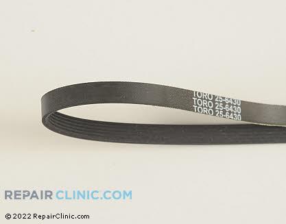 Belt: Drive 25-6430         Main Product View