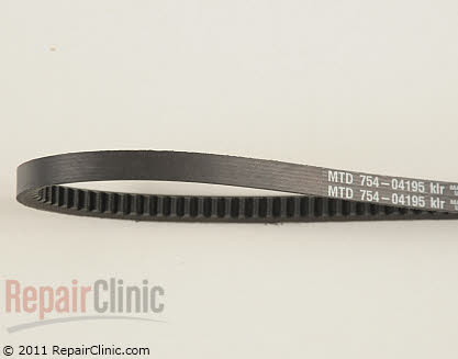 Belt: V-Belt 954-04195 Main Product View