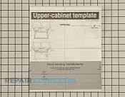 Template - Part # 1560339 Mfg Part # 00616426