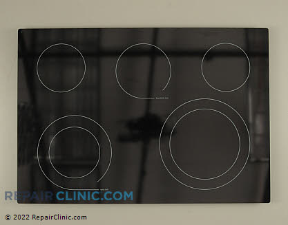 Glass Cooktop 318916905       Main Product View