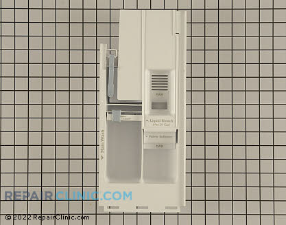 Detergent Dispenser W10015190       Main Product View