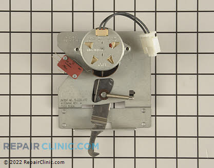 Door Lock Motor and Switch Assembly W10186996       Main Product View