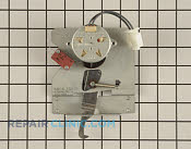 Door Lock Motor and Switch Assembly - Part # 1546853 Mfg Part # W10186996