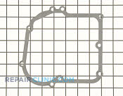 Oil Pan Gasket - Part # 1658897 Mfg Part # 27677A