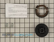 Rewind Pulley and Spring - Part # 1659163 Mfg Part # 590779