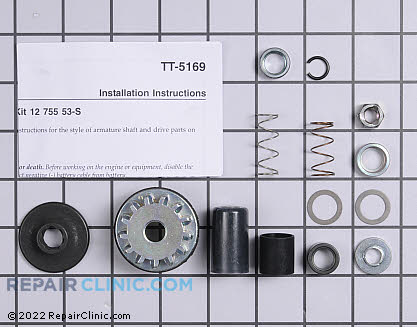 Starter Gear 12 755 53-S Main Product View