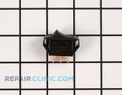 Rocker Switch - Part # 281624 Mfg Part # WJ1X867