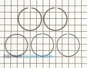Piston Ring Set - Part # 1610449 Mfg Part # 47 108 05-S