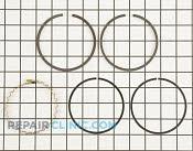 Piston Ring Set - Part # 1610487 Mfg Part # 48 108 05-S