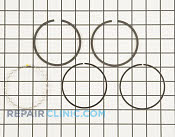 Piston Ring Set - Part # 1610514 Mfg Part # 52 108 10-S