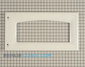 Microwave Oven Door - Part # 1314368 Mfg Part # 3720W0D295K