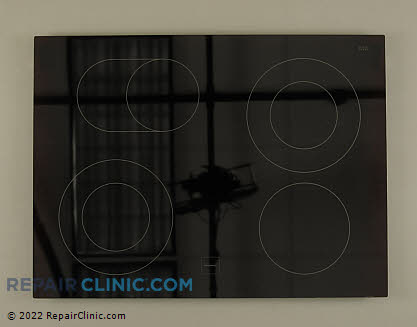 Glass Cooktop W10285082       Main Product View