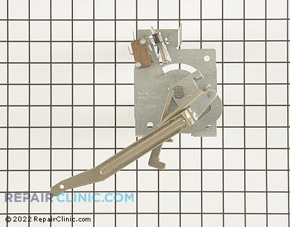 Door Latch WB14X10019 Main Product View