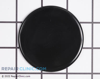 Surface Burner Cap 316261800       Main Product View