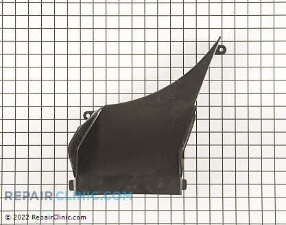 Grass Chute 107-7495 Main Product View