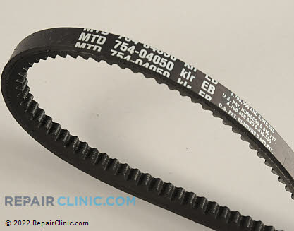 Cogged Belt 954-04050 Main Product View