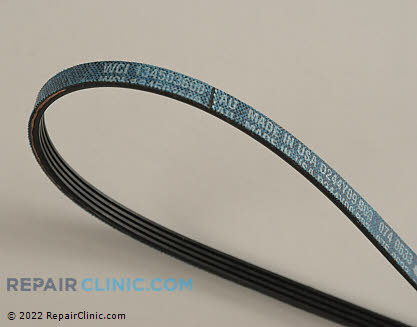 Drive Belt 134503600 Main Product View