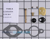 Rebuild Kit - Part # 1609962 Mfg Part # 12 757 11-S