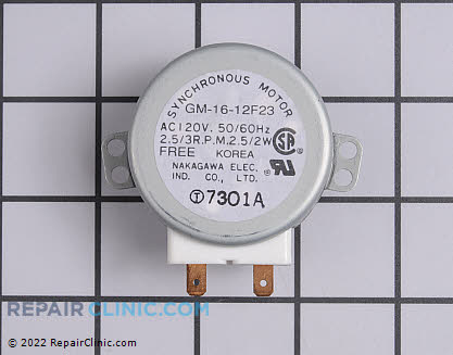 Stirrer Motor 15QBP0685 Main Product View
