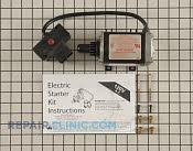 Starter Motor - Part # 1763048 Mfg Part # 72403600