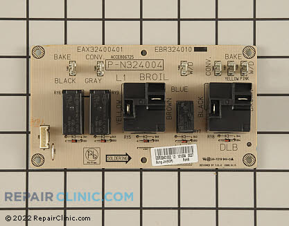 Relay Board EBR32401002     Main Product View
