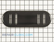Slide Shoe - Part # 1810271 Mfg Part # 790-00091-0637