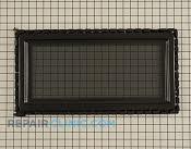 Microwave Oven Door - Part # 1796769 Mfg Part # DE94-01469G