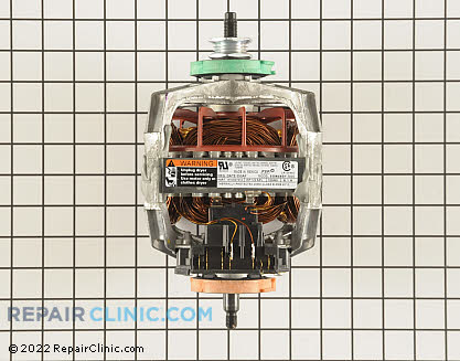Drive Motor W10448896 Main Product View